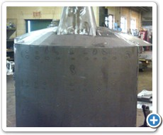 Vertical Channel Furnace